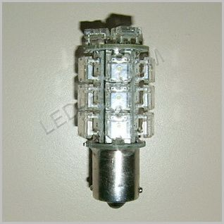 1156 20 LED Warm White Cluster light SKU585