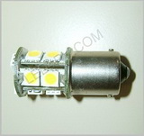 1156 Warm White 13 SMD LED Cluster Light SKU595