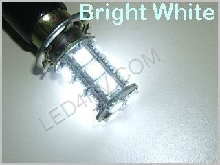 1156 Bright White 18 SMD LED Cluster Light SKU596