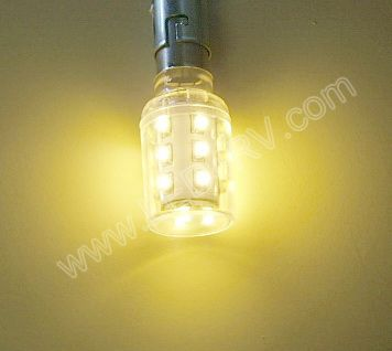 Water Resistant 21 SMD LED Warm White 1142 SKU117