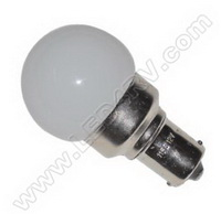 2 watt 12 volt Cool White LED Vanity Bulb SKU1272