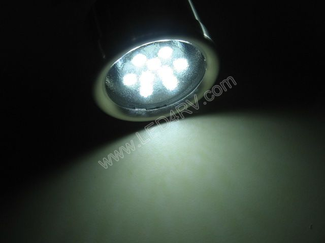 9 LED Bright White Reading Spot at 4-4500 kTemp SKU128