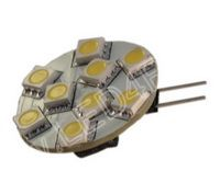 9 LED Warm White Chip at 3-3500 kTemp SKU129