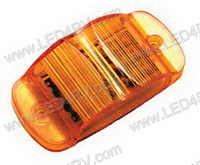 14 Diode Marker Light Amber SKU1928