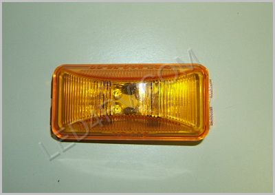 Amber 8 LED light LED15Y8 SKU226