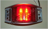 Armored LED Marker Clearance Red LED534R SKU364