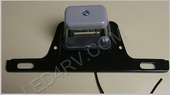 LT2034 License Plate holder with Light SKU253