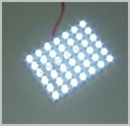 Large Bright White Pad with 42 LEDs SKU511