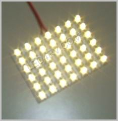 Large Warm White Pad with 42 LEDs SKU512