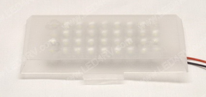 LED Upgrade for Jensen 12 Volt Range Hood Light sku2438