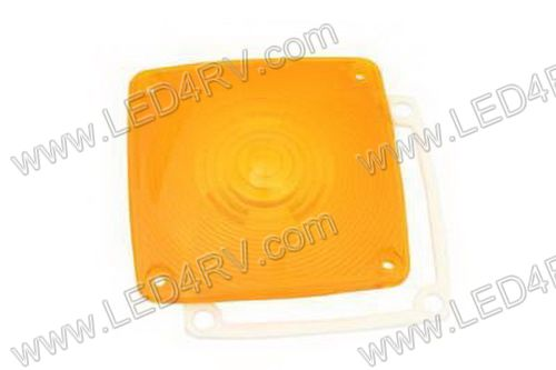 Amber Replacement Lens for 4800A Light SKU1926