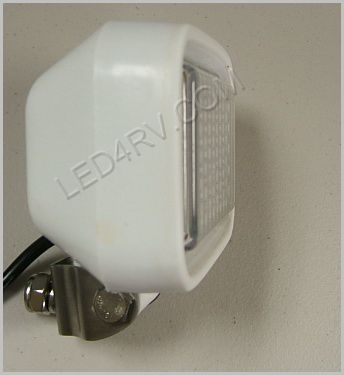 Water Resistant 12 to 24 VDC Spot Deck Light 218W-60BW SKU523