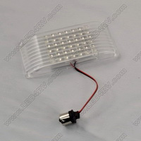 Clear BW LED outside Patio spot for 6 inch light SKU408