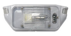 12 volt Exterior MotionScare Light in White SKU2002