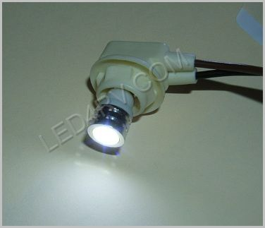 1 Watt High Power LED T10 Wedge T10BW-1WSpot SKU327