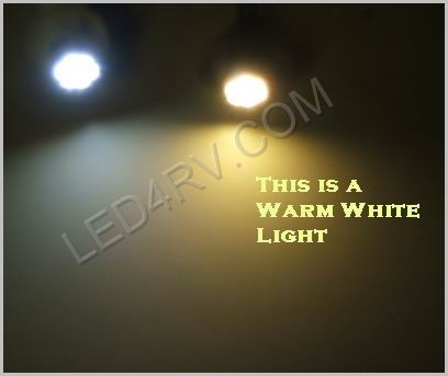 T-10 Warm White Light with 8 1210 SMD LEDs T10WW8-1210 SKU335