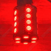 Stop Tail and Turn 26 Red LEDs with an 1157 socket. SKU482