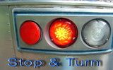 LED Tail light kit for Airstream units from 1969-74 SKU221