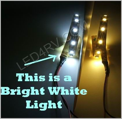 LED strips for repairing 15in Ambulance lt T300mmBW-kit3 SKU344