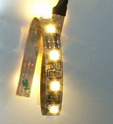 LED Warm White13.6v strip for repairing 18in light SKU346