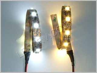 LED Bright White strip for repairing 18in light T350mmBW SKU347 - Click Image to Close