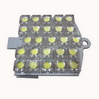 T10 Bright White light with 25 Super Flux LEDs SKU662