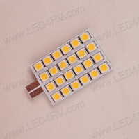 T-10 Replacement Plate Light with 24 Bright White LEDs SKU1307